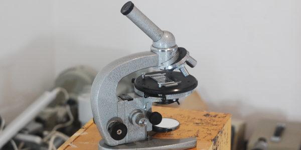 микроскоп биологический рабочий мбр-1