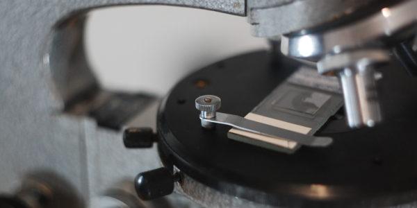 микроскоп биологический мбр-1