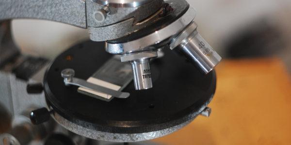 микроскоп мбр-1