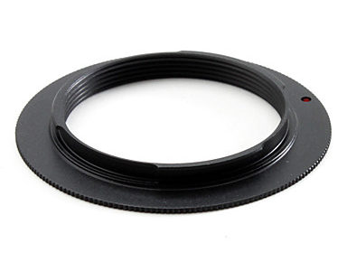Переходное кольцо — адаптер байонет NIKON на резьбу М42
