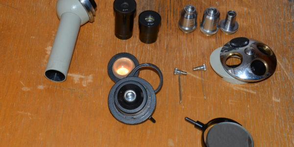 микроскоп Биолам С1 фото