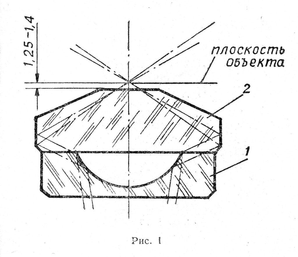 конденсор ои-13 рис.1 инструкция