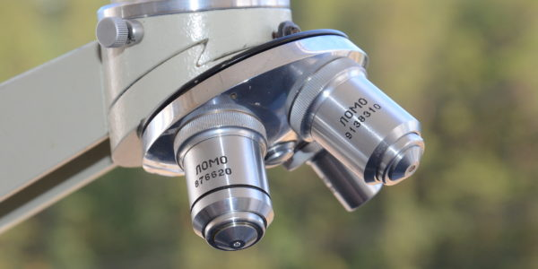 микроскоп Биолам Р1 фото