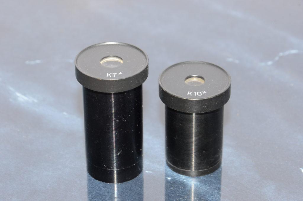 микроскоп Биолам Р1 окуляры фото