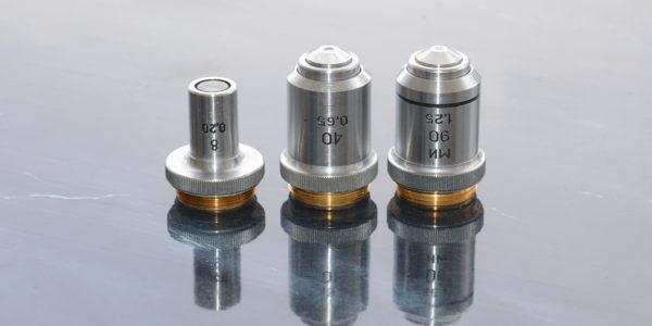микроскоп Биолам Р1 объективы фото