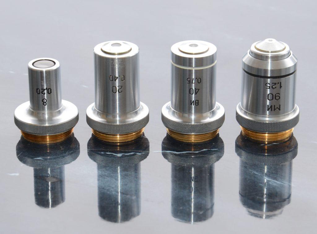 микроскоп Биолам Р2 объективы фото