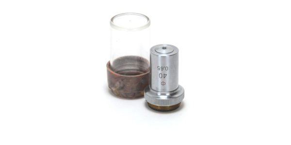 кф-1 объектив 40х0.65 Ф