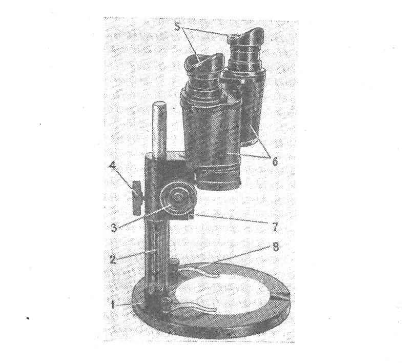 Бинокулярный микроскоп БМ-51-2