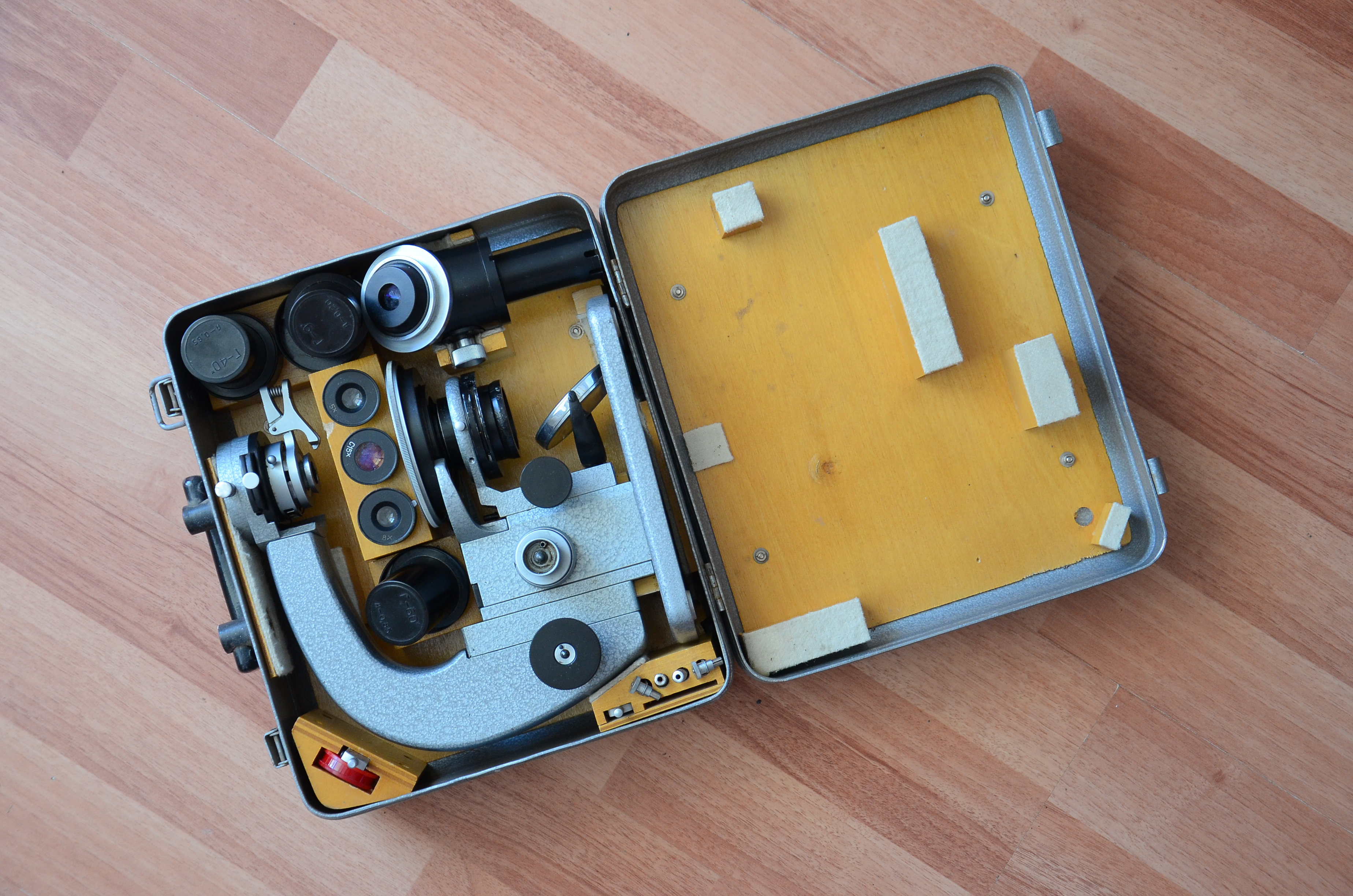 микроскоп мпд-1 фото