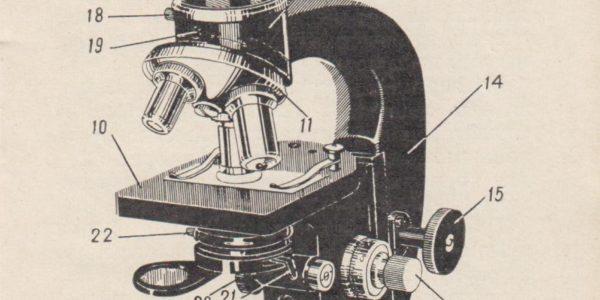 микроскоп мбд-1 инструкция