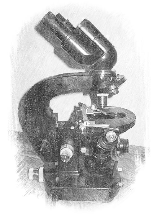 микроскоп мби-2 фото