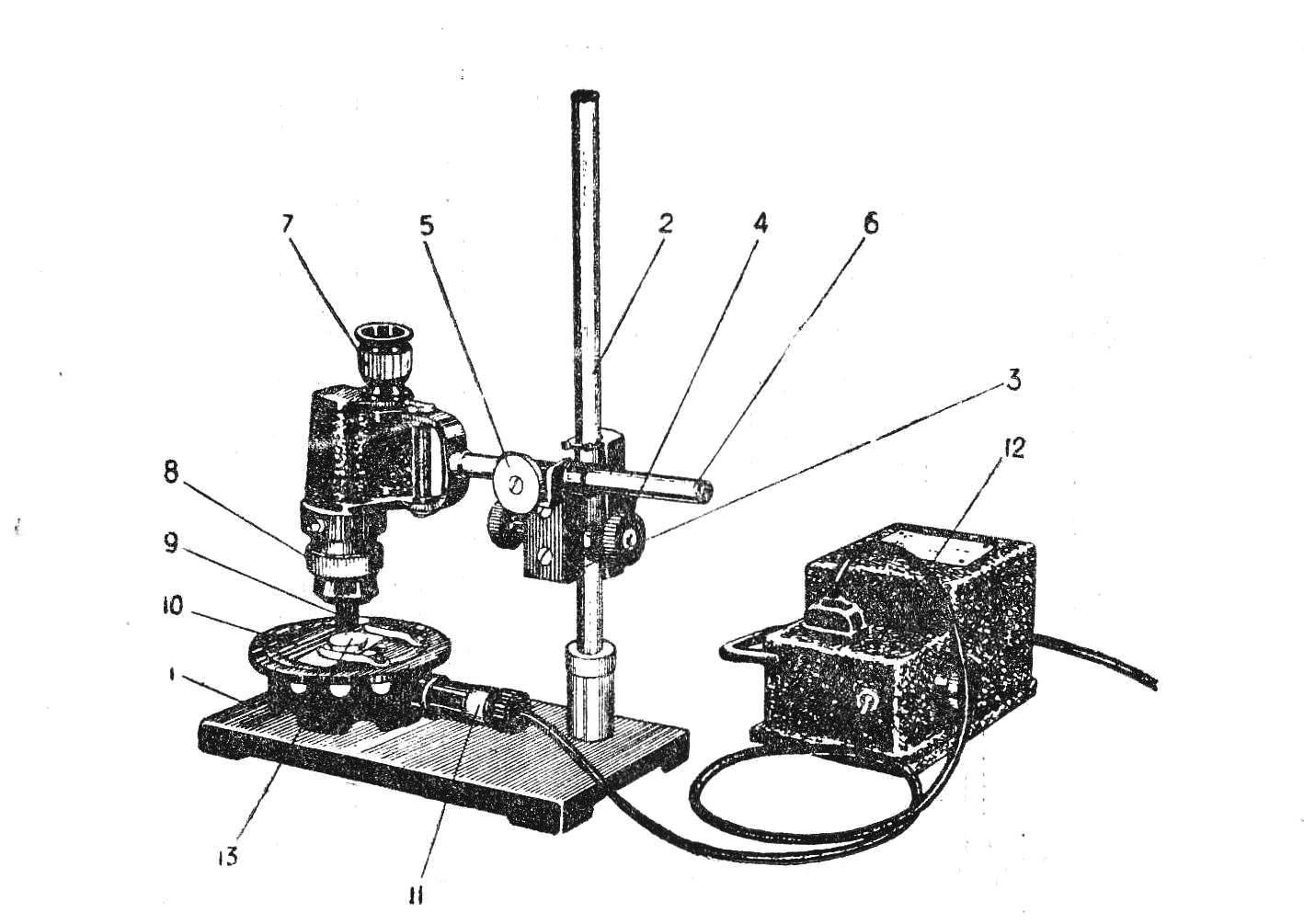 микроскоп ТМ рис. 3