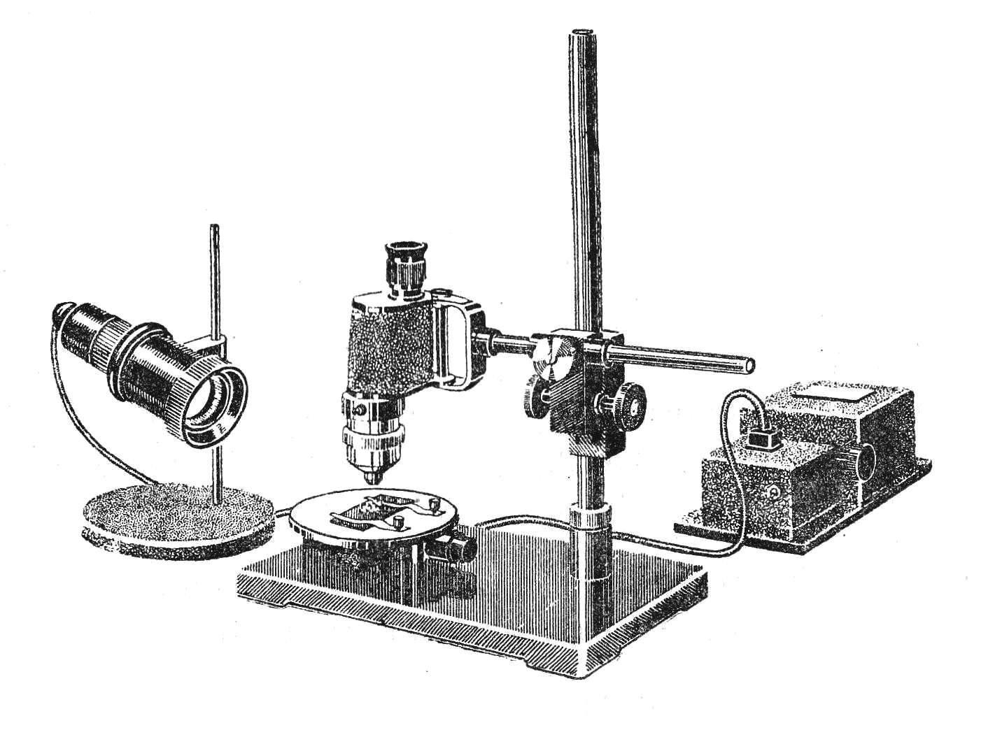 микроскоп ТМ рис. 4