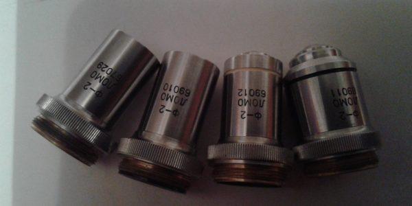 устройство для наблюдения методом фазового контраста кф-5 объективы фото
