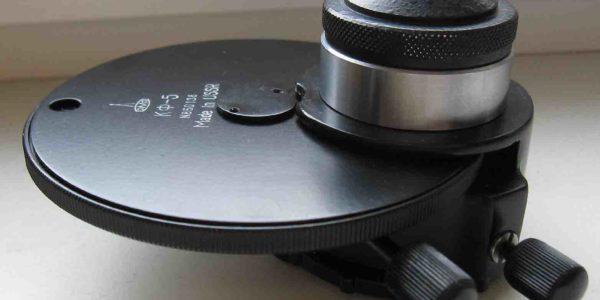 устройство для наблюдения методом фазового контраста кф-5