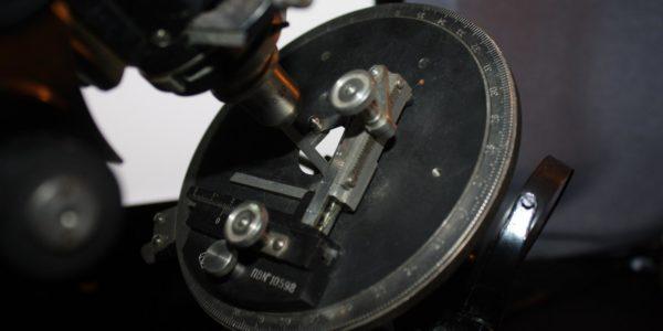 Препаратоводитель ПВ и микроскоп МП-7