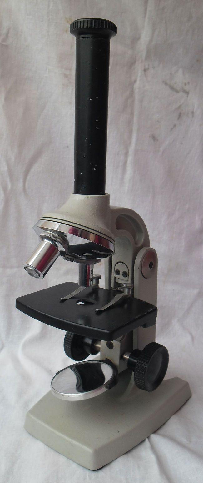 учебный микроскоп ум-301