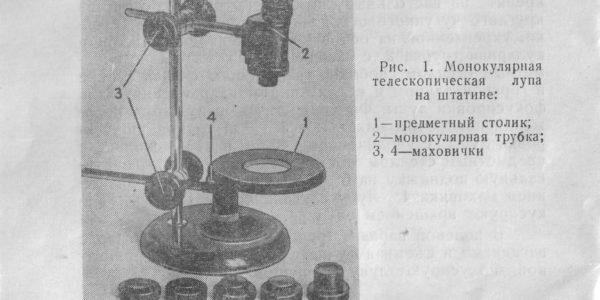 лупа ЛПШ-474 инструкция