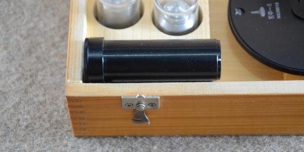 микроскоп мир-4 в наборе кф-4