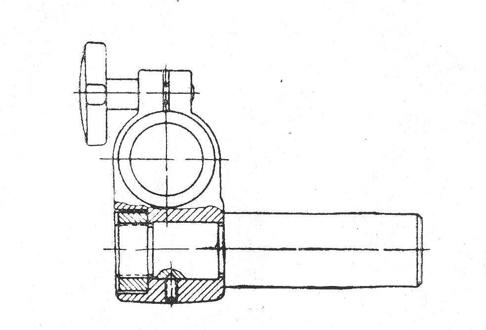 измерительный микроскоп МИ-1 рис. 5