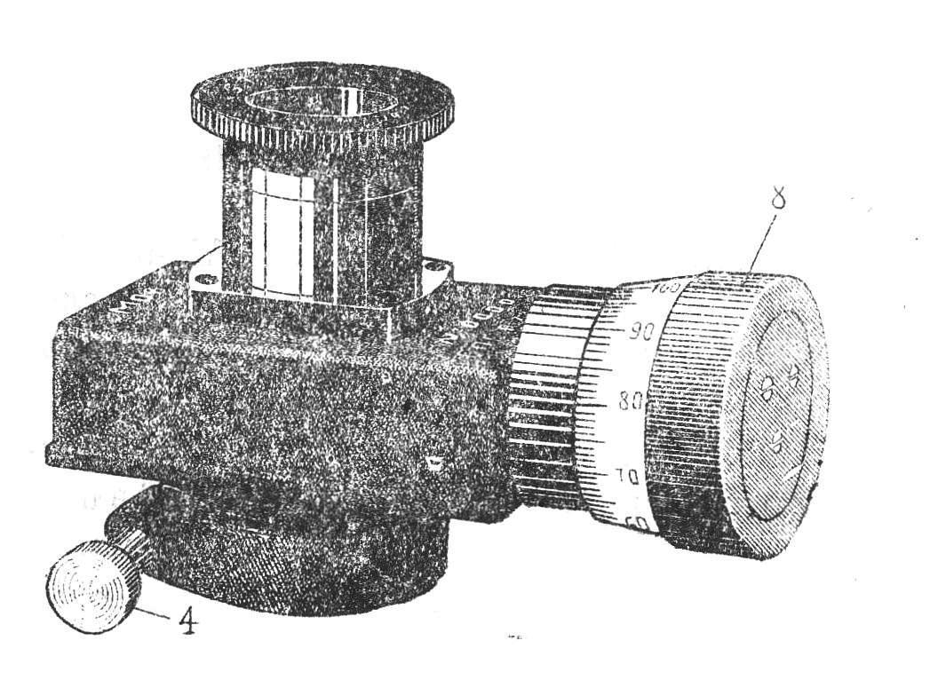 ам-9-2 окулярный винтовой микрометр рис.1