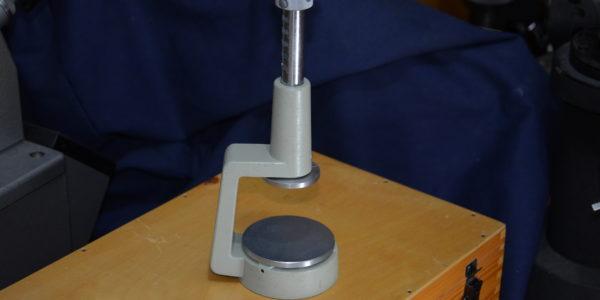 Ручной минералогический прессик ПМР-1