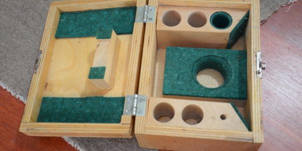 Футляр деревянный KFZ, Zs1
