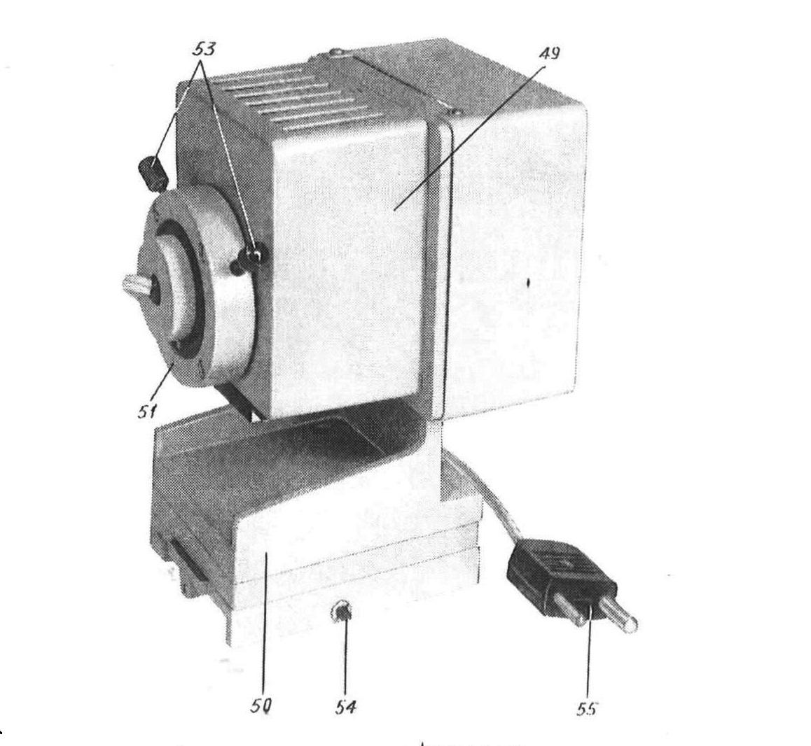 микроскоп биолам и рис. 4
