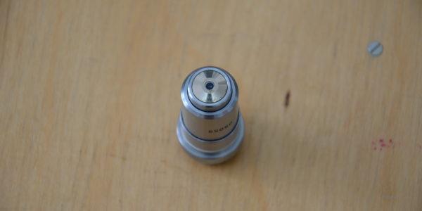 Объектив PZO 40X/0,65 PhZ 160/0,17