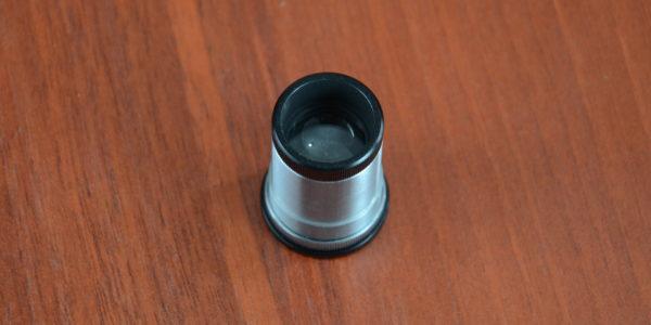 Окуляр Гюйгенса 12x со шкалой Ok12Mo, Zs1 PZO