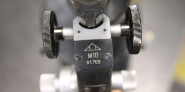 микроскоп м-10