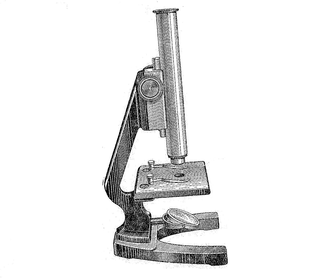 школьный микроскоп 180x