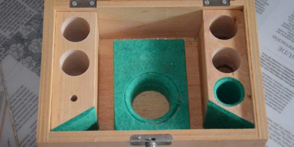 деревянный футляр pzo kf15, zs1