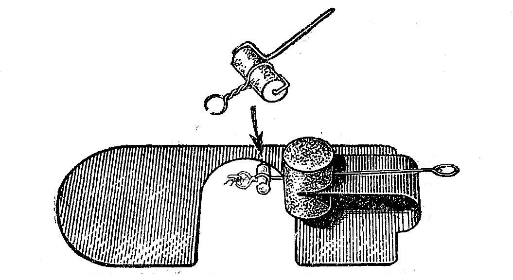 десятикратная препаровальная лупа рис. 5