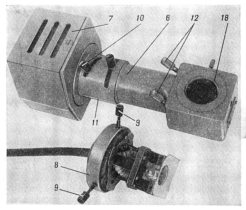 осветитель ОИ-36 рис. 2 внешний вид осветителя