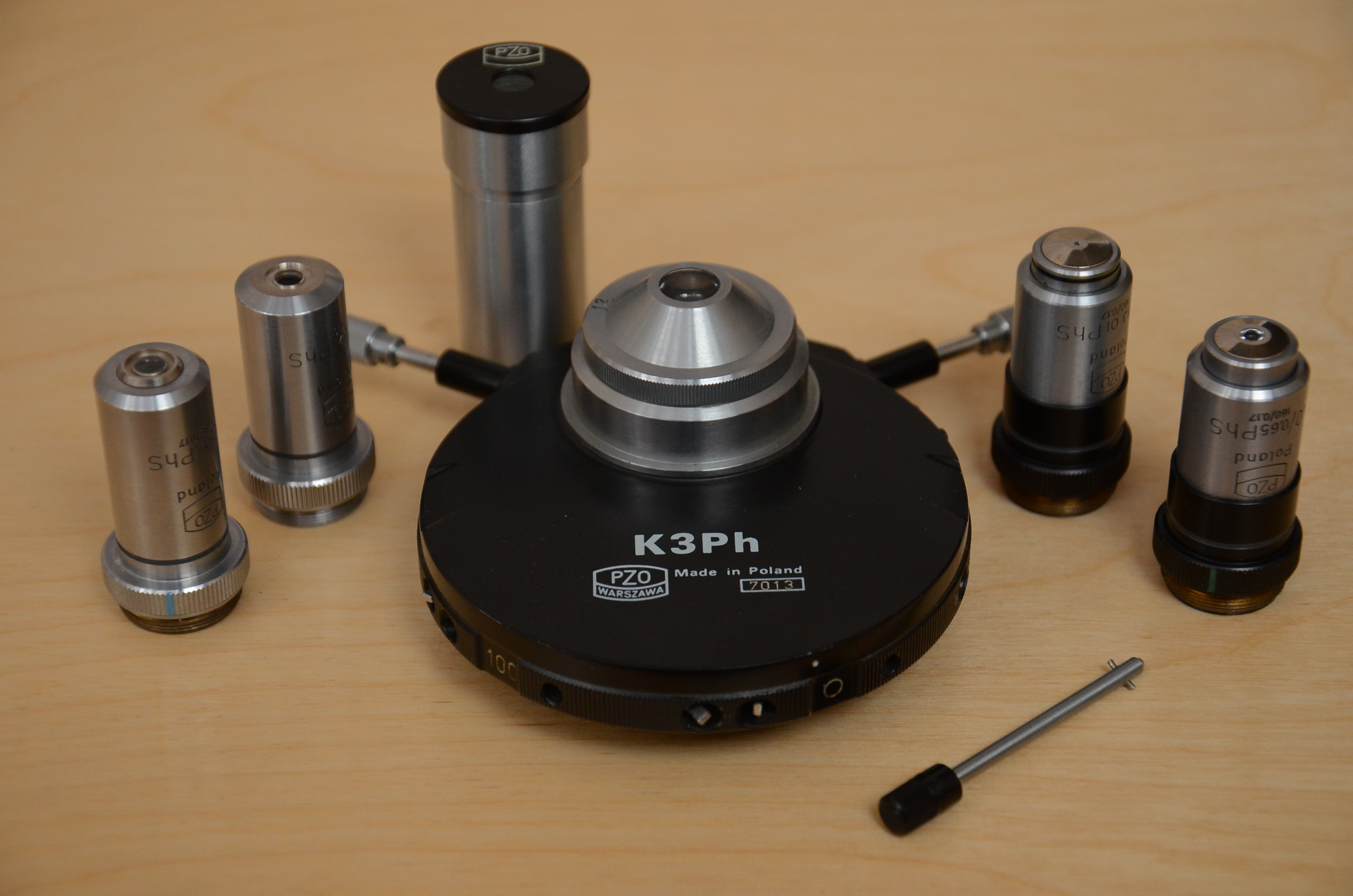 Устройство положительного фазового контраста KFS PZO