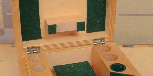 деревянный футляр PZO